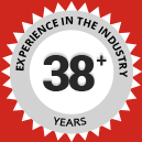38+ Years of Experience in Metal Stampings